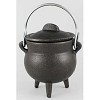 PLAIN CAULDRON W/LID SMALL