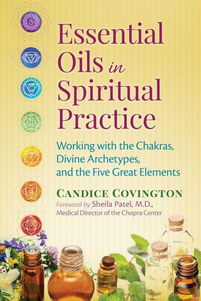 Essential oils in Spiritual Practice