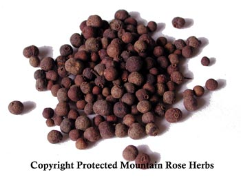 ALLSPICE BERRIES - Certified Organic & Kosher Certified 1 OZ