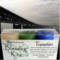 Transition Blessing Kit