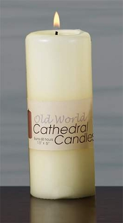 ALTAR CANDLE 2  X 5