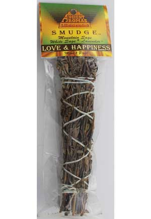 LOVE & HAPPINESS SMUDGE