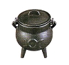 Triple Goddess Cauldron - Small