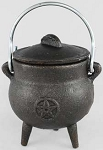 PENTACLE CAULDRON SMALL
