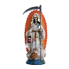 SANTA MUERTE WHITE-7 in tall