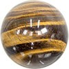 Gemstone Sphere - Tiger Eye 1.6