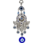 Filigree Fatima Hand Evil Eye