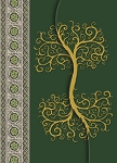 CELTIC TREE JOURNAL (blank book)