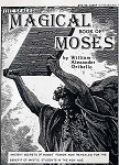 SEALED MAGICAL BOOKS OF MOSES (O) (reissue)