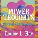POWER OF THOUGHTS: 365 Daily Affirmations