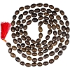 Mala Dark Lotus Seed w/Red Tassel