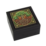 Celtic Tree of Life Box