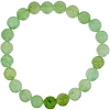 Green Aventurine Bracelet 8mm Round Beads