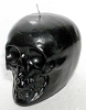 Black Skull Candle 3.5d