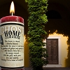 Home Clear & Bless Limited Edition Ghost Candle