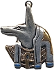 ANUBIS AMULET FOR GUIDANCE