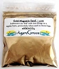 Gold Magnetic Sand 4 oz