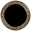Celtic Snakes Scrying Mirror 8