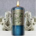 ANGELS AFFIMATION CANDLE