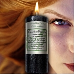 GUARDIAN AFFIRMATION CANDLE