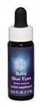 BABY BLUE EYES FLOWER ESSENCE .25 OZ