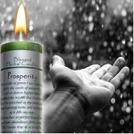 PROSERITY BLESSED HERBAL CANDLE