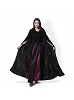 Black Velvet Cloak Black Lining