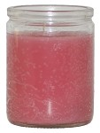 50 HOUR CANDLE-PINK