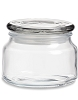 8 OZ Jar with Flat Glass Lid