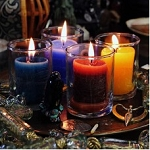POWER VOTIVE CANDLE HOLDER