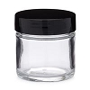 1 oz Clear Glass Salve Jar W/Lid