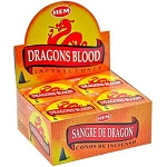 HEM DRAGON'S BLOOD CONES