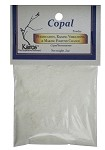 WHITE COPAL POWDER .5 OZ