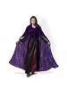 Purple Velvet Cloak Purple Satin Lining
