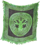 Tree Of Life Altar Cloth  18 x 18