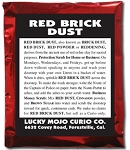 RED BRICK DUST