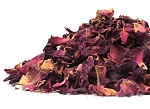 ROSE PETALS RED Certified Organic & Kosher Certified  1 oz
