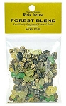 FOREST BLEND RESIN INCENSE - 1/2 OZ