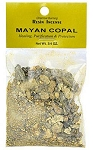 MAYAN COPAL RESIN INCENSE - 3/4 OZ