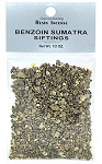 BENZOIN OF SUMATRA SIFTNGS RESIN INCENSE - 1/2 OZ.