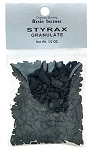 STYRAX GRANULATE RESIN INCENSE - 1/2 OZ