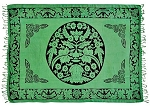 Green Man Altar Cloth & Sarong 42