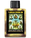 SEVEN AFRICAN POWERS OIL