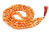 Carnelian Prayer Mala - 7mm