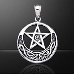 Celtic Knot Pentacle