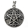 TREE PENTACLE PENDANT SMALL