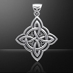 FOUR POINT CELTIC KNOT