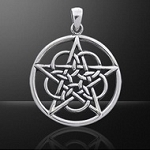 MYSTICAL PENTACLE (RINGED)