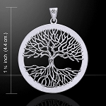 WICCAN TREE OF LIFE PLAIN
