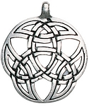 WEB OF WYRD PENDANT
